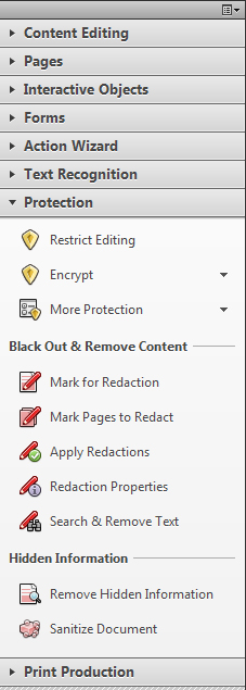 adobe protection