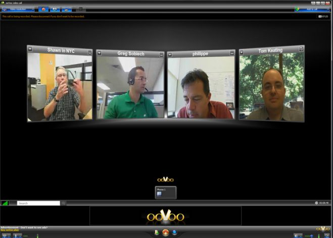 ooVoo: Video Conference μέχρι 12 άτομα